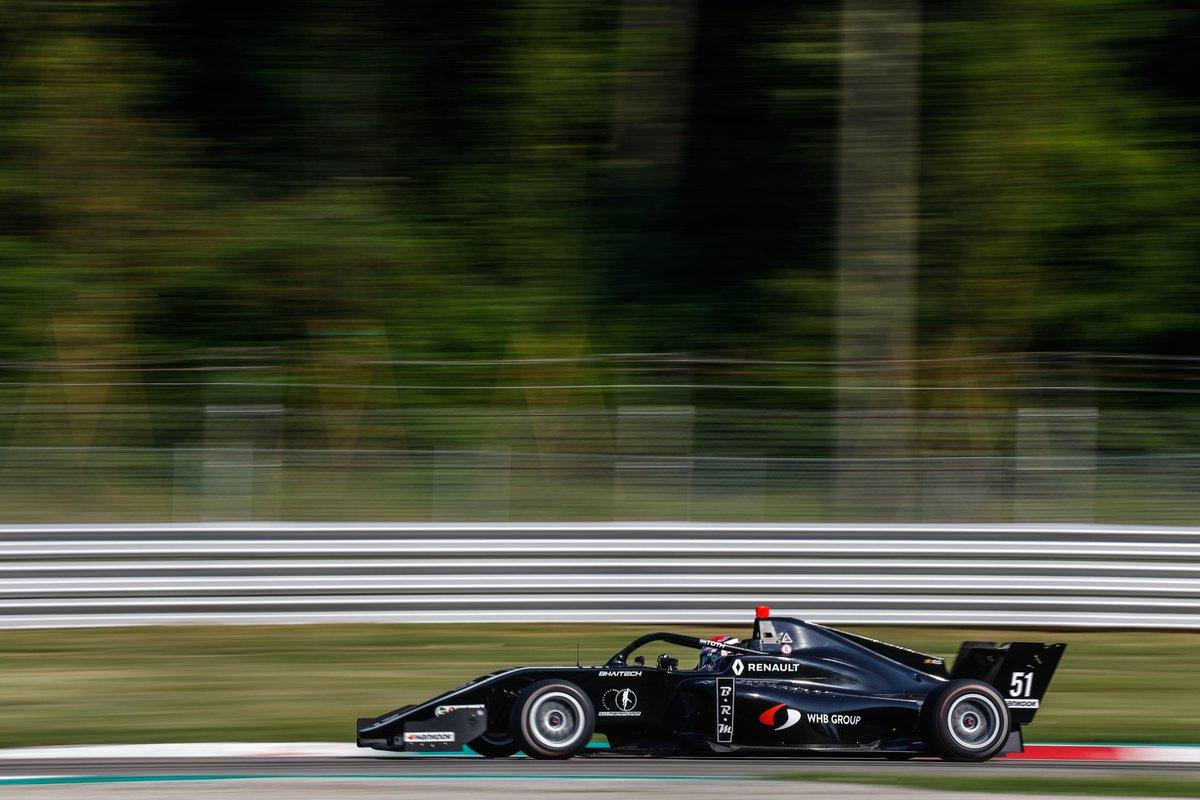 Tóth László, Bhaitech Racing