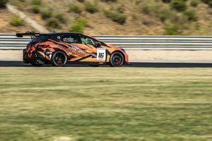 Evgenii Leonov, Mikel Azcona, Volcano Motorsport, Cupra TCR