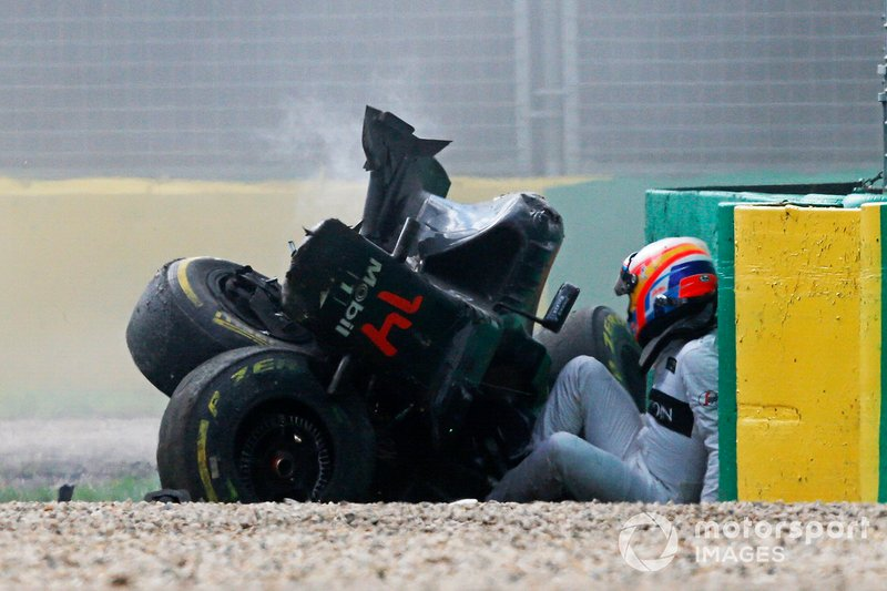 GP d'Australia 2016 - Fernando Alonso 46G