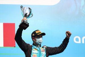 Derde Matteo Nannini, Jenzer Motorsport