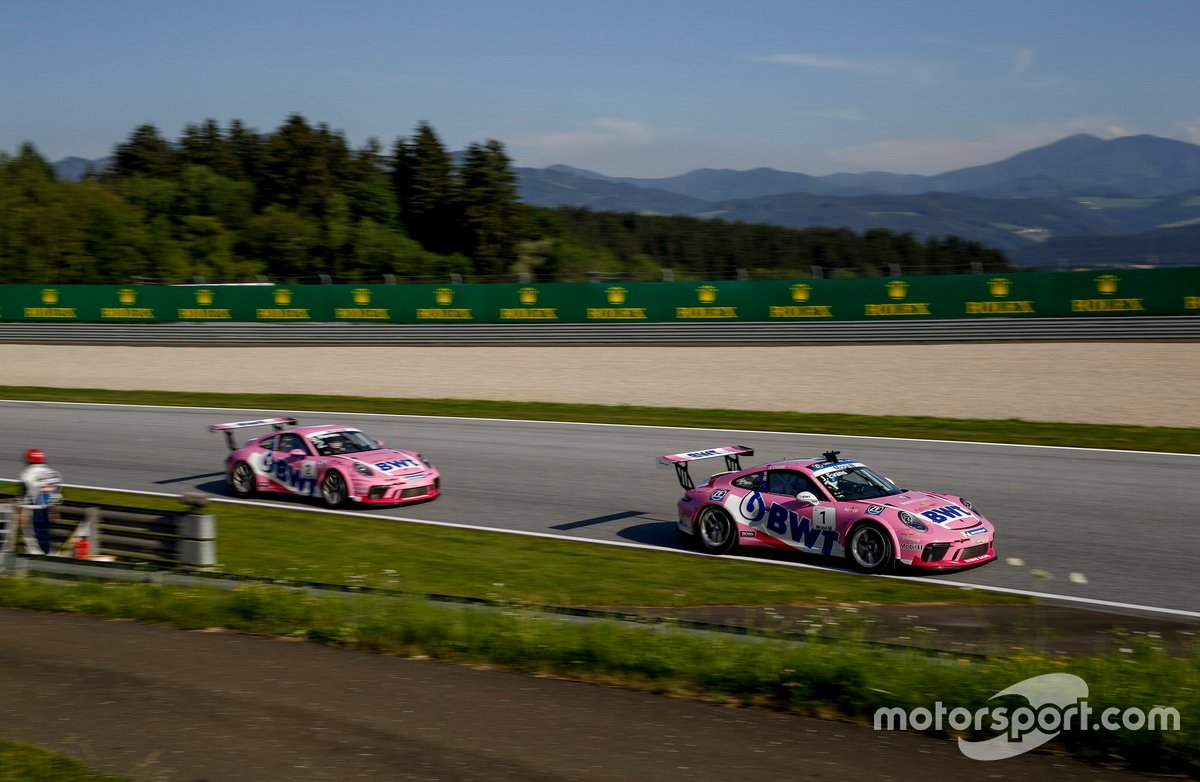 Jaxon Evans, BWT Lechner Racing, Dylan Pereira, BWT Lechner Racing