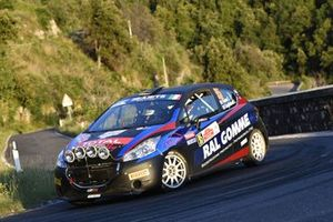 Fabio Farina, Luca Guglielmetti, Peugeot 208 R2