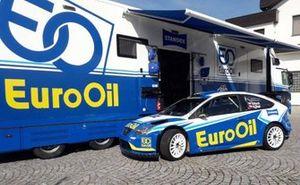 Vaclav Pech, Petr Uhel, Ford Focus RS WRC 06