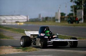 Henri Pescarolo, March 721 Ford, GP d'Argentina del 1972