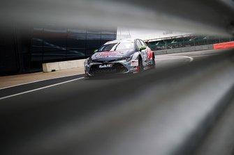 Tom Ingram, Toyota Gazoon Racing UK with Ginsters Toyota Corolla