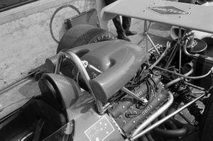 El Brabham BT33 Ford de Jack Brabham