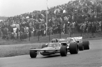 Ronnie Peterson, March 711, John Surtees, Surtees TS9