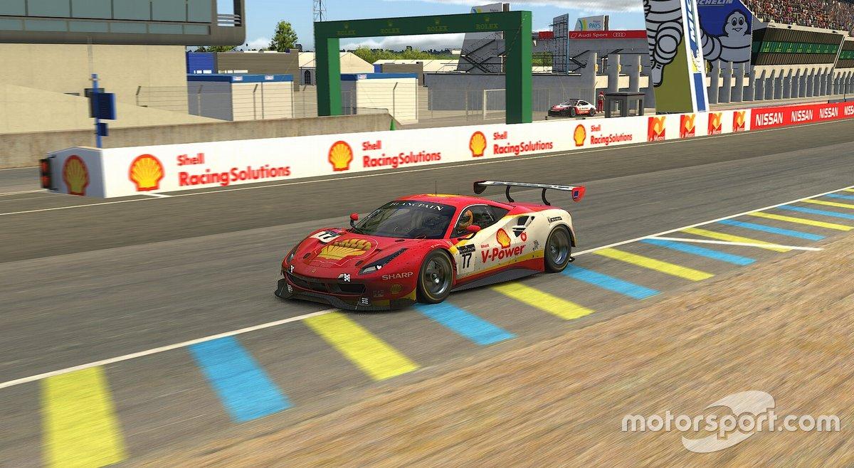 Erick Goldner em Le Mans