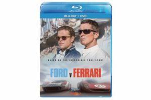 『フォードvsフェラーリ』ブルーレイ+DVDセット