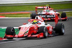 Oscar Piastri, Prema Racing and Frederik Vesti, Prema Racing