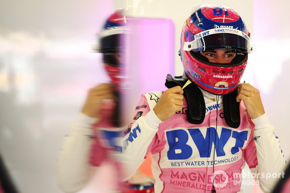 Lance Stroll, Racing Point