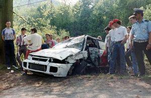 Zbigniew Stec, Dariusz Burkat, Mitsubishi Lancer Evo III