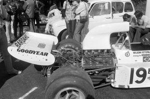 Wilson Fittipaldi's Brabham BT34 Ford
