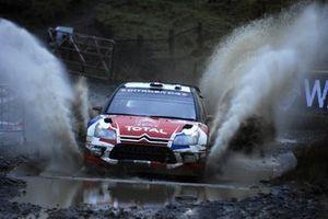 Sebastien Ogier, Julien Ingrassia, Citroen C4 WRC