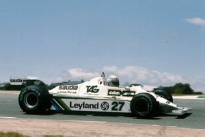 Alan Jones, Williams FW07B Ford