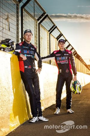 Bryce Fullwood, Walkinshaw Andretti United Holden, Chaz Mostert, Walkinshaw Andretti United Holden