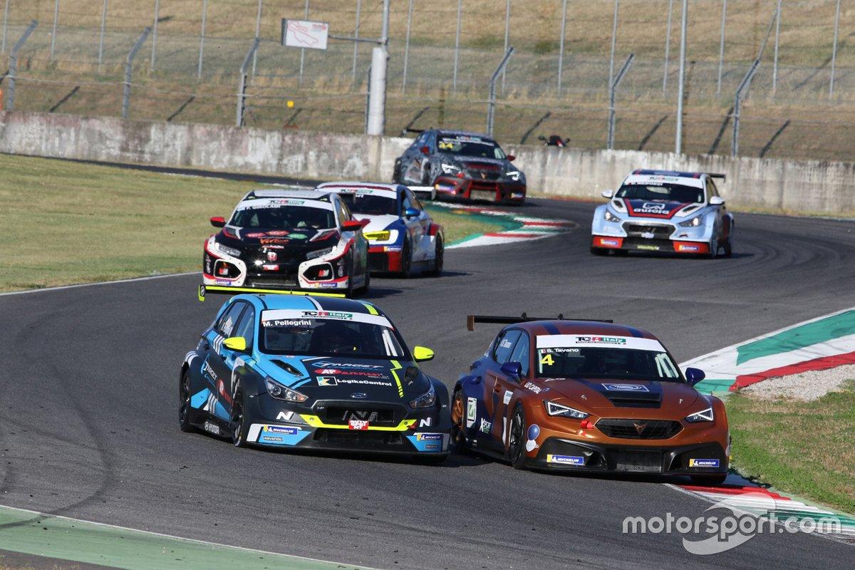 Salvatore Tavano, Scuderia del Girasole by Cupra Racing, Cupra Leon Competicion TCR, Marco Pellegrini, Target Competition, Hyundai i30 N TCR
