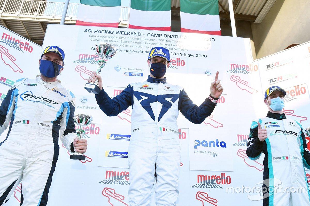 Marco Pellegrini, Target Competition, Salvatore Tavano, Scuderia del Girasole by Cupra Racing, Felice Jelmini, PMA Motorsport