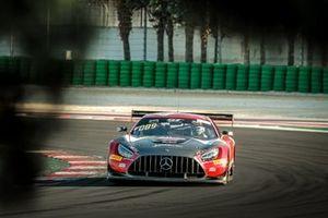 #89 AKKA ASP Mercedes-AMG GT3: Jim Pla, Benjamin Hites