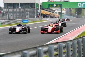 Mick Schumacher, Prema Racing and Louis Deletraz, Charouz Racing System