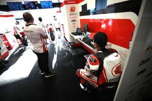 Somkiat Chantra, Honda Team Asia, Moto3
