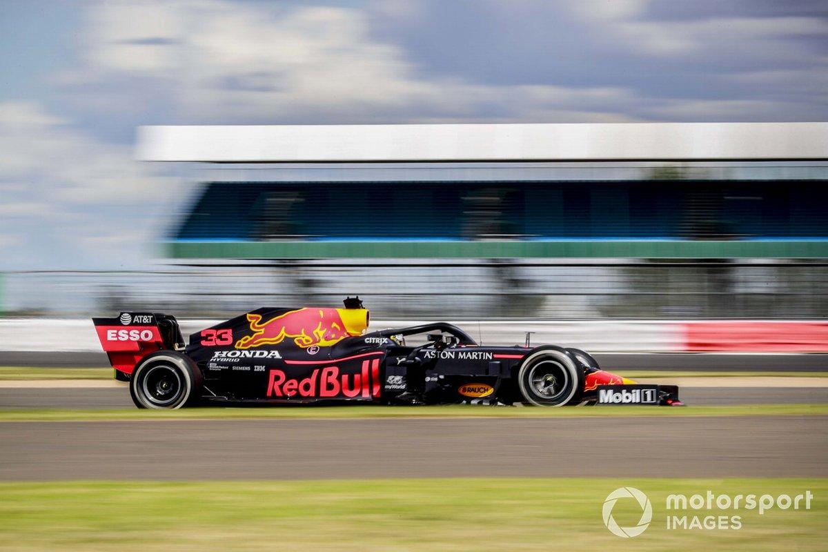 Silverstone 1: Max Verstappen (Red Bull)