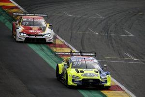 Mike Rockenfeller, Audi Sport Team Phoenix, Audi RS 5 DTM, Sheldon van der Linde, BMW Team RBM, BMW M4 DTM