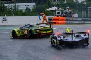 #98 Aston Martin Racing Aston Martin Vantage AMR: Paul Dalla Lana, Augusto Farfus, Ross Gunn