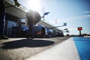 #8 Realteam Racing Ligier JS P320 - Nissan: Esteban Garcia, David Droux