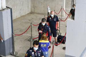 Сотрудники Red Bull Racing