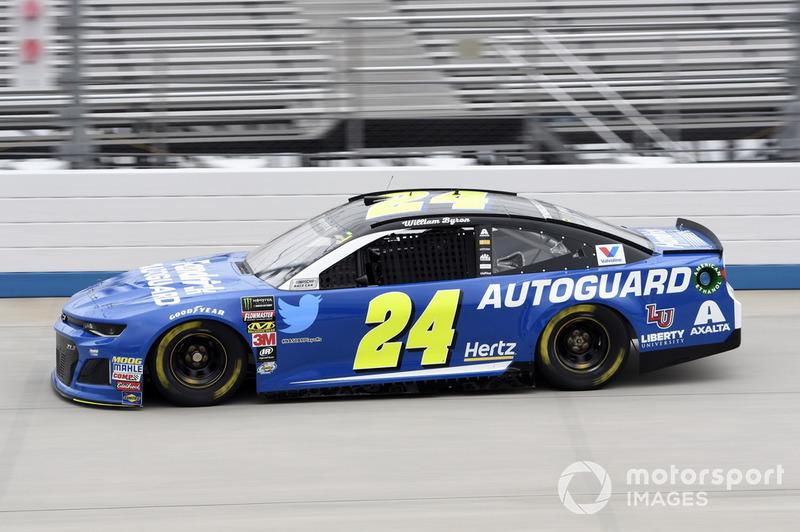 22. William Byron, Hendrick Motorsports, Chevrolet Camaro Hendrick Autoguard