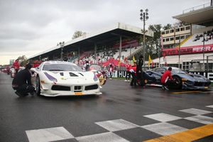 Track action Asia - Pacific
