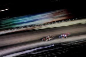 Todd Gilliland, Kyle Busch Motorsports, Toyota Tundra JBL/SiriusXM, Stewart Friesen, Halmar Friesen Racing, Chevrolet Silverado We Build America