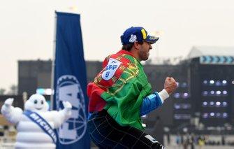 Antonio Felix da Costa, BMW I Andretti Motorsports, BMW iFE.18, wins the race