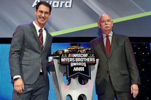 Goodyear NASCAR Series Champion Award, Joey Logano, Team Penske