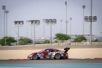 #910 PR China, Herberth Motorsport Porsche 911 GT3 R: Li Chao, Ye Hongli