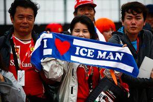 Fan di Kimi Raikkonen, Ferrari