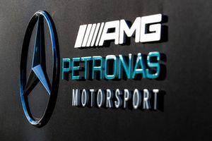 Logo de Mercedes AMG