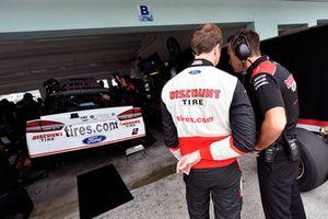 Matt Tifft, Richard Childress Racing, Chevrolet Camaro Tunity and Paul Wolfe