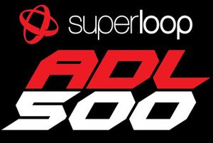 Superloop Adelaide 500 logo
