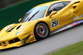 Ferrari 488 #251, Ferrari of Washington: Rob Hodes