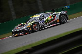 #127 Ferrari 488, Baron Motorsport: Tommy Lindroth
