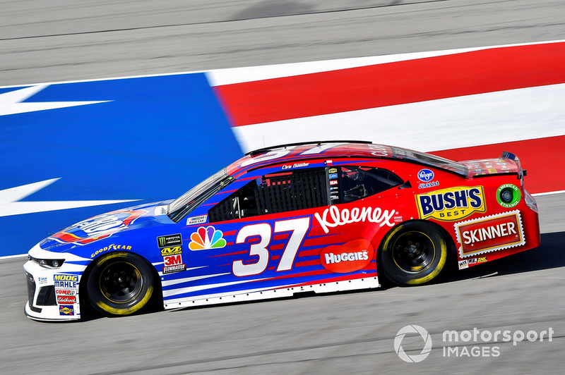 21. Chris Buescher, JTG Daugherty Racing, Chevrolet Camaro Clorox