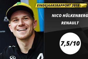 Eindrapport 2018: Nico Hülkenberg, Renault