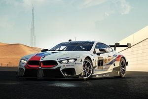 2018 №1 BMW M Motorsport M8 GTE