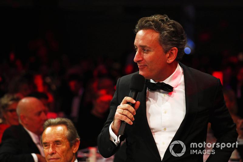 CEO de la FIA Fórmula E, Alejandro Agag