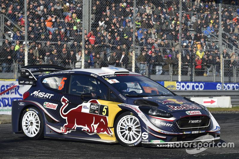 Teemu Suninen - Marko Salminen (Ford Fiesta WRC)