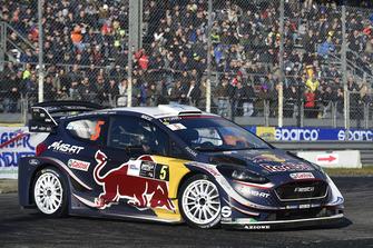 Teemu Suninen, Marko Salminen, Ford Fiesta