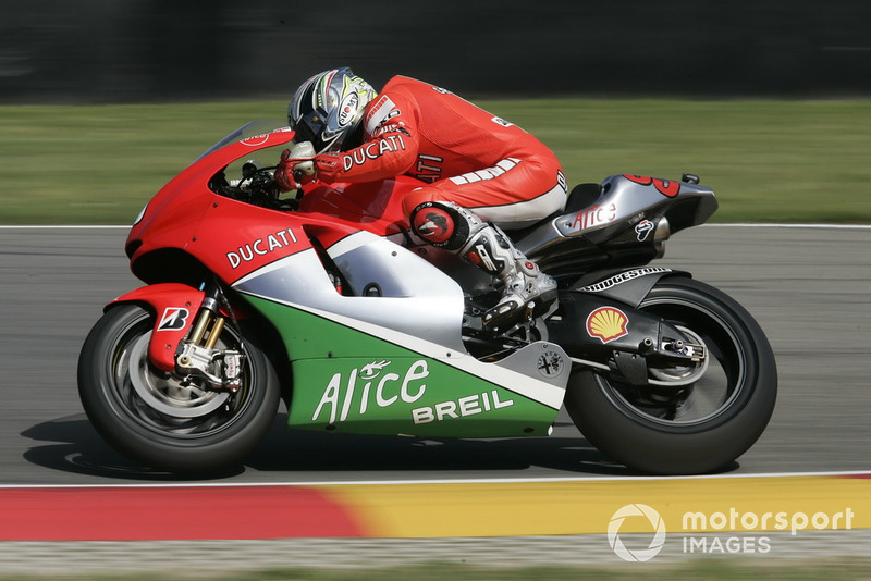 Ducati - Loris Capirossi - GP de Italia 2006