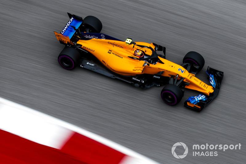 17. Стоффель Вандорн, McLaren MCL33, 1:35.735